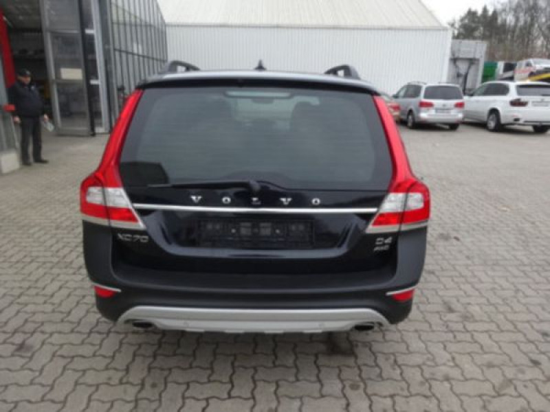 Volvo XC70 D4 Momentum 181 ch Noir occasion à Beaupuy - photo n°8