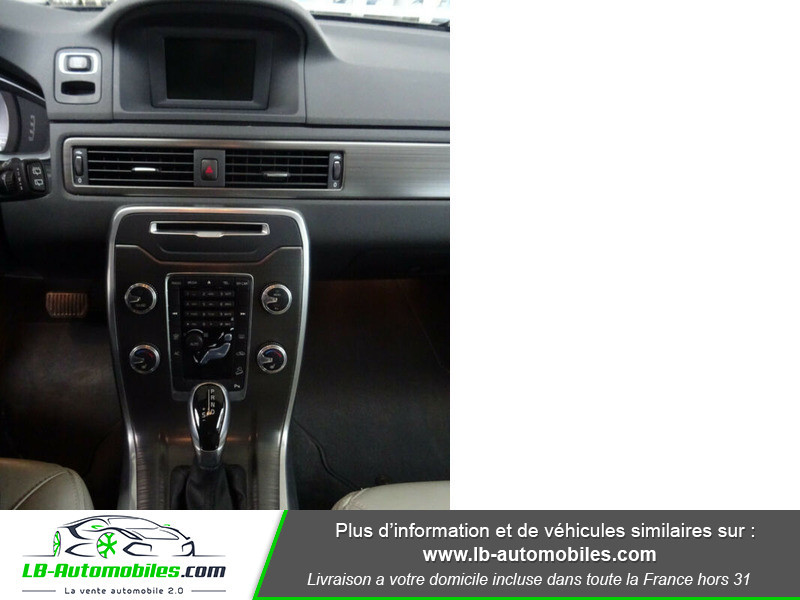 Volvo XC70 D5 215 ch AWD Gris occasion à Beaupuy - photo n°8