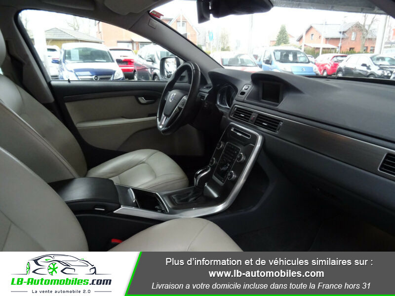 Volvo XC70 D5 215 ch AWD Gris occasion à Beaupuy - photo n°7