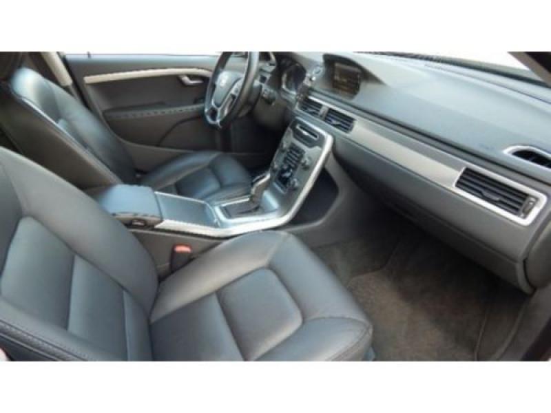 Volvo XC70 D5 AWD Summum 215 ch Blanc occasion à Beaupuy - photo n°6