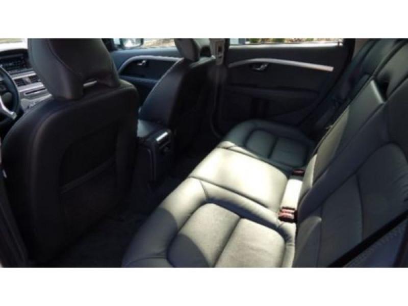 Volvo XC70 D5 AWD Summum 215 ch Blanc occasion à Beaupuy - photo n°4