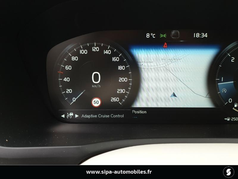 Volvo XC90 D5 AWD 225ch Inscription Luxe Geartronic 7 places Bleu occasion à Mérignac - photo n°15