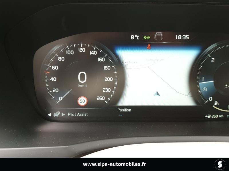 Volvo XC90 D5 AWD 225ch Inscription Luxe Geartronic 7 places Bleu occasion à Mérignac - photo n°16