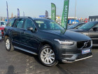 Volvo XC90 D5 AWD 235ch Momentum Geartronic 7 places Gris à Barberey-Saint-Sulpice 10