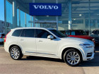 Volvo XC90 T8 Twin Engine 303 + 87ch Inscription Luxe Geartronic 7 plac Blanc à Barberey-Saint-Sulpice 10