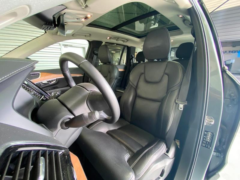 Volvo XC90 T8 Twin Engine 303 + 87ch Inscription Luxe Geartronic 7 plac Gris occasion à Labège - photo n°7