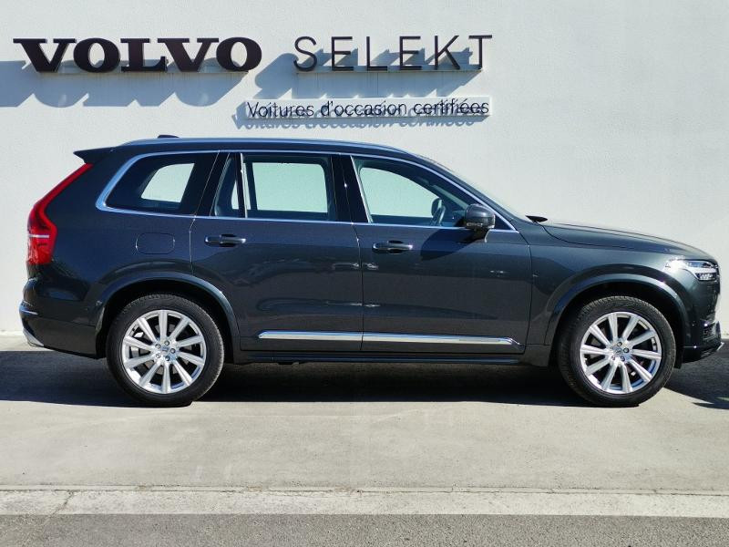 Volvo XC90 T8 Twin Engine 320 + 87ch Inscription Luxe Geartronic 7 plac Gris occasion à Auxerre - photo n°6