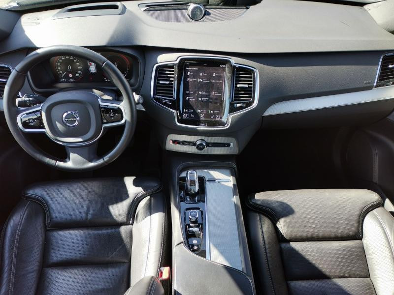 Volvo XC90 T8 Twin Engine 320 + 87ch Inscription Luxe Geartronic 7 plac Gris occasion à Auxerre - photo n°9
