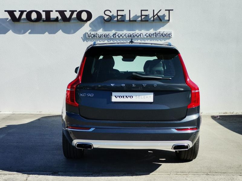 Volvo XC90 T8 Twin Engine 320 + 87ch Inscription Luxe Geartronic 7 plac Gris occasion à Auxerre - photo n°4