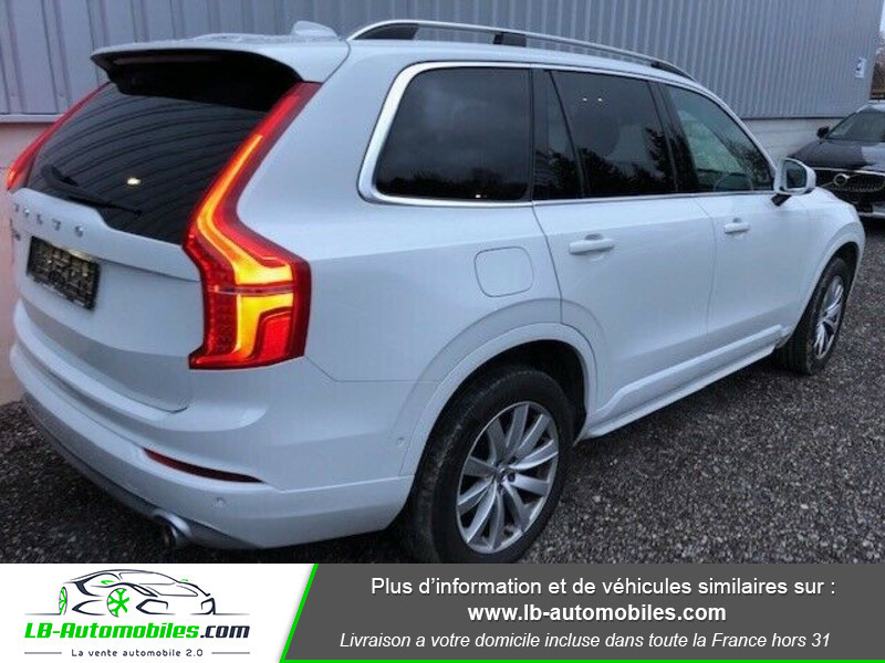 Volvo XC90 XC90 D5 235 AWD Blanc occasion à Beaupuy - photo n°3