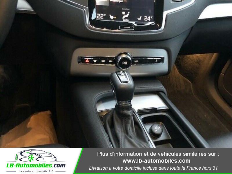 Volvo XC90 XC90 D5 235 AWD Blanc occasion à Beaupuy - photo n°5