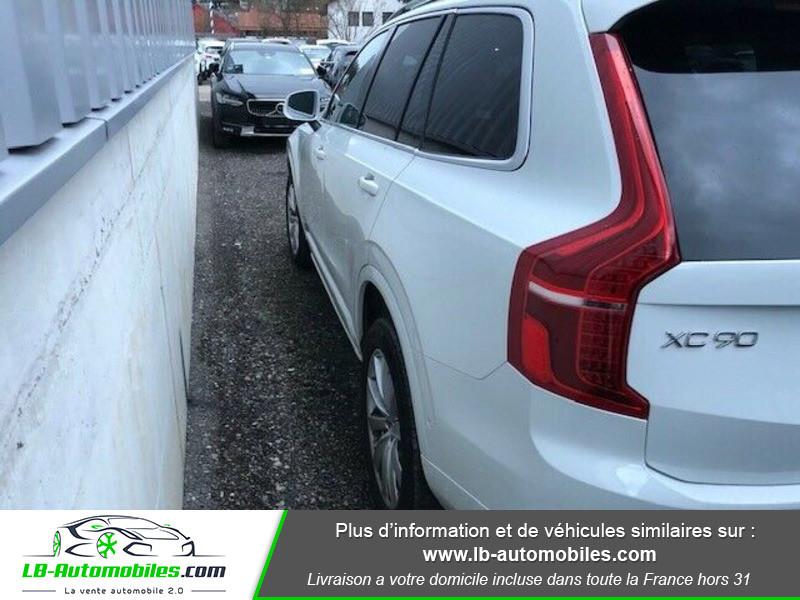 Volvo XC90 XC90 D5 235 AWD Blanc occasion à Beaupuy - photo n°8
