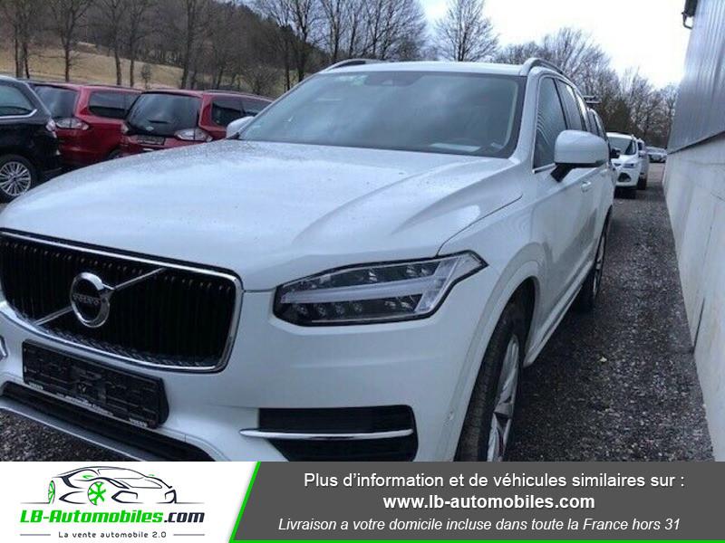 Volvo XC90 XC90 D5 235 AWD Blanc occasion à Beaupuy - photo n°9